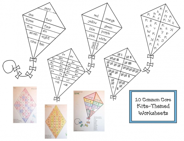 Can Do Common Core Kites