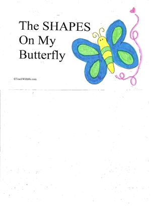 Booklet: The Shapes On My Butterfly