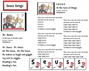Some Seuss Songs