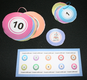 Pool Ball Counting Cards
