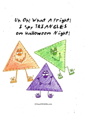 Booklet: Halloween Triangles