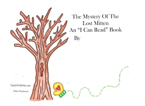 Booklet: The Mystery Of The Lost Mitten