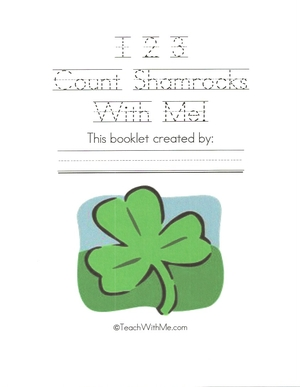 123 Count Shamrocks With Me