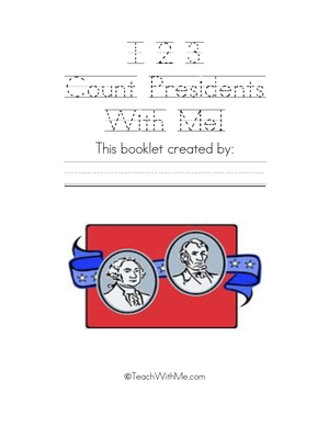 123 Count Presidents With Me