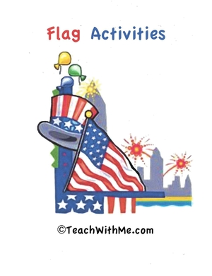Flag Activities Book