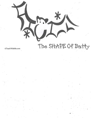 Booklet: The Shape Of Batty