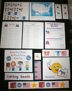 Election Stuff Packet