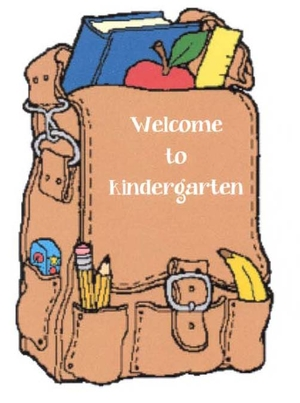 Welcome To School Backpacks K-5th