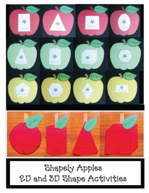 Shapely Apples