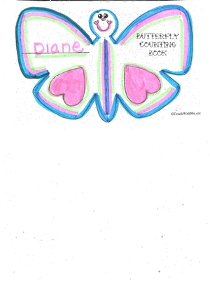 Booklet: Butterfly Counting Book