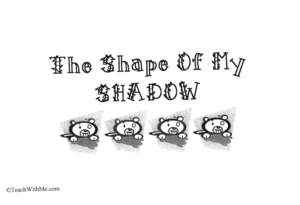 Booklet: The Shape Of My Shadow