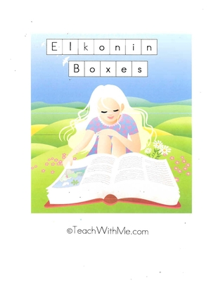 Free Elkonin Word Box Templates
