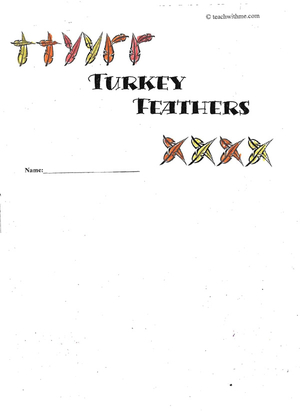 Booklet: Turkey Feathers