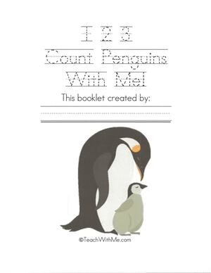 123 Count Penguins With Me