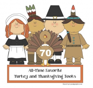 70 All-Time Favorite Turkey and Thanksgiving Books