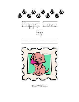 Easy Reader Booklet: Puppy Love