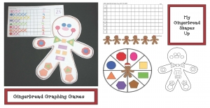 Gingerbread Graphing