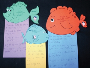 Fin-tastic Writing Prompts For The End Of The Year