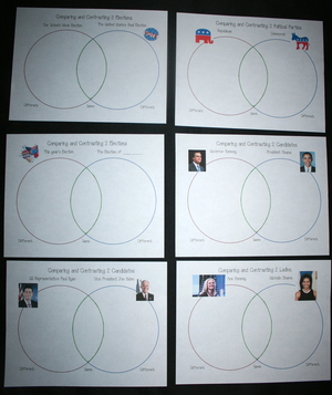 Election Venn Diagrams