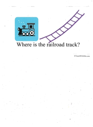 Booklet: Where Is The Railroad Track?